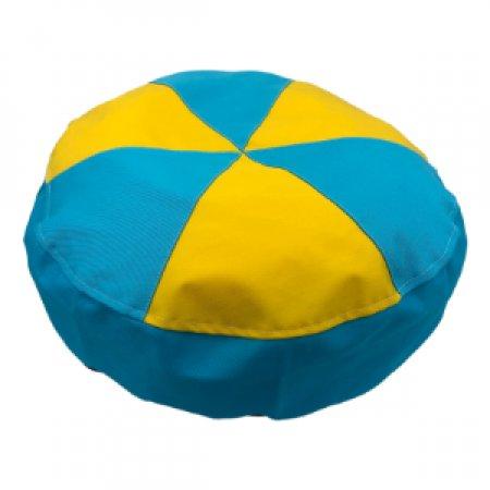 Kék-Sárga ülőpárna, bútorszövet