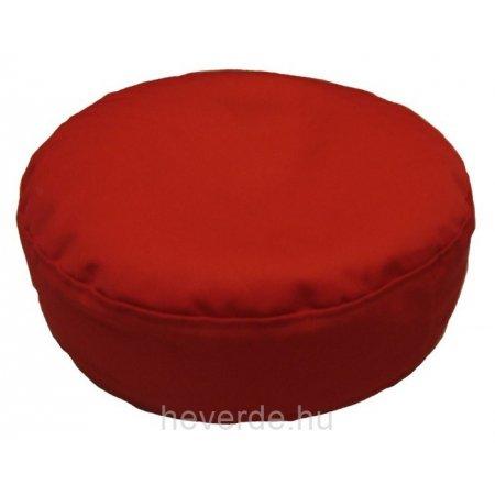 Ülőpárna, piros pamutvászon