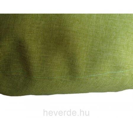 Lime zöld, fánk formájú babzsák