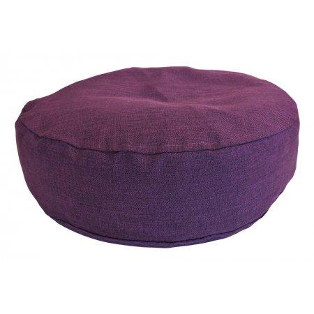 Ülőpárna, padlizsán lila