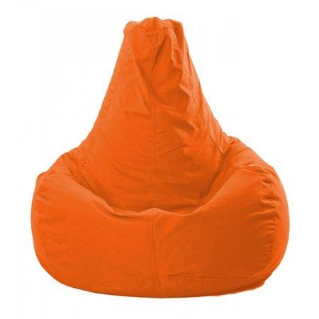 """""""Dönci"""" babzsákfotel kamaszoknak, narancssárga"""