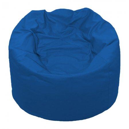 Klasszikus babzsákfotel, kék