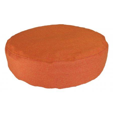Nagy padlópárna, terrakotta bútorszövet