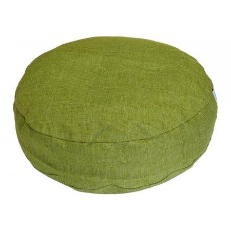 Ülőpárna, lime zöld bútorszövet