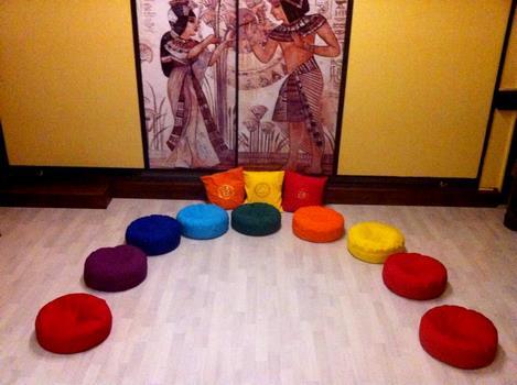 meditációs ülőpárnák