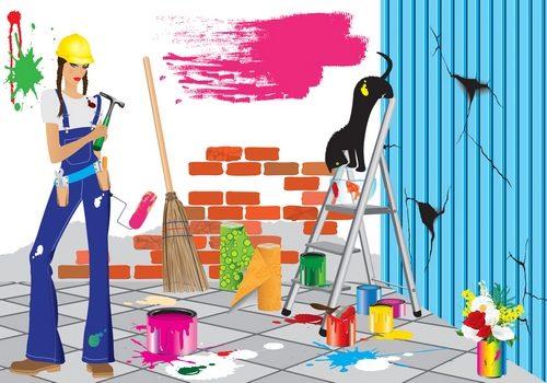 Tavaszi lakásfelújítás