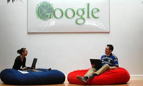 Google - babzsákfotel
