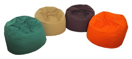 babzsákfotelek többféle színben