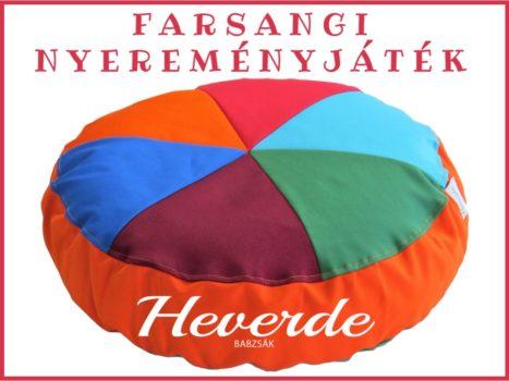 Farsangi nyereményjáték
