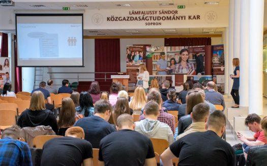 Karriernap a Soproni Közgázon