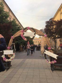 Indul a fesztiválszezon Debrecenben, a Rózsa Utcafesztiválon